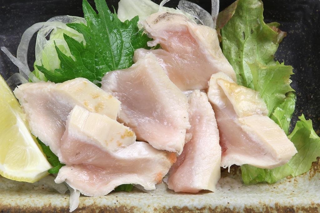 百日鶏のたたき…380円